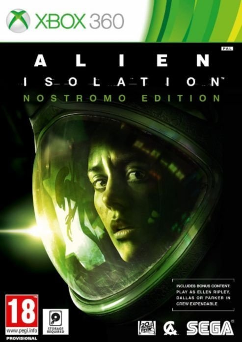 Alien Isolation - Nostromo Edition - Xbox 360 - Nerd e Geek - Presentes Criativos