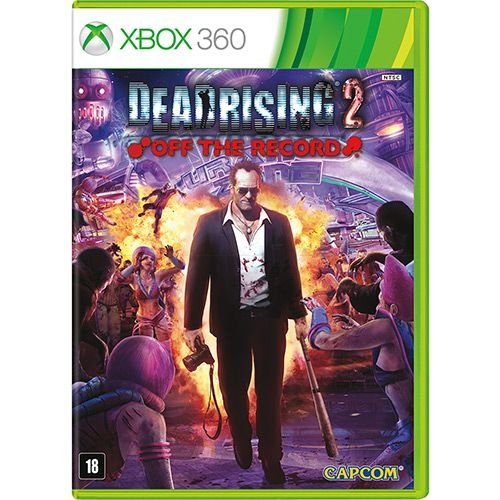 Dead Rising 2: Off The Record - Xbox 360 - Nerd e Geek - Presentes Criativos