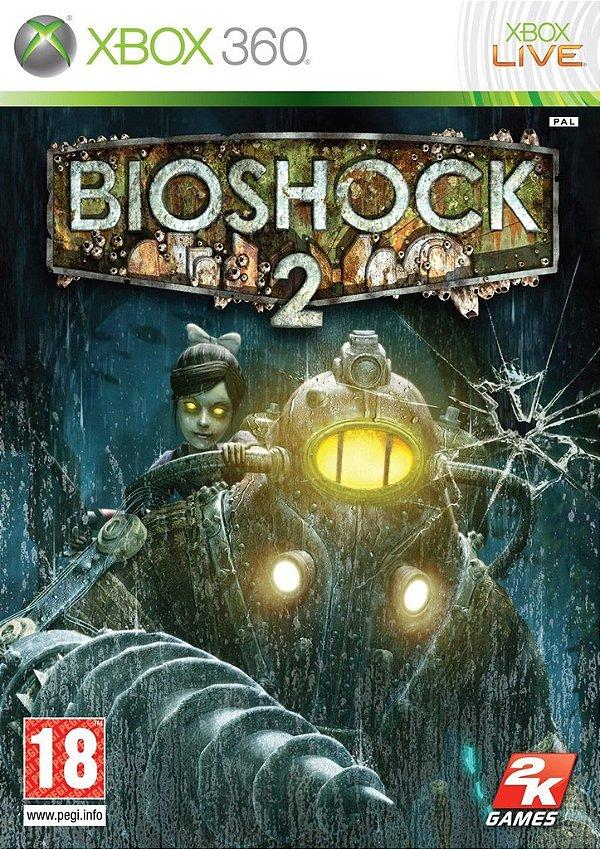 Bioshock 2 - X360 - Nerd e Geek - Presentes Criativos