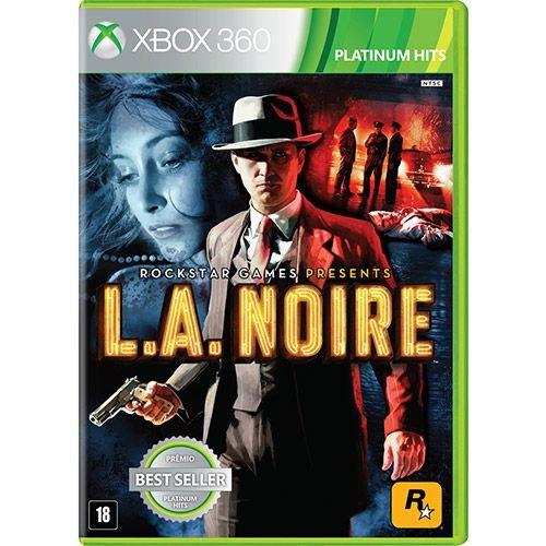 L.A. Noire - Xbox 360 - Nerd e Geek - Presentes Criativos