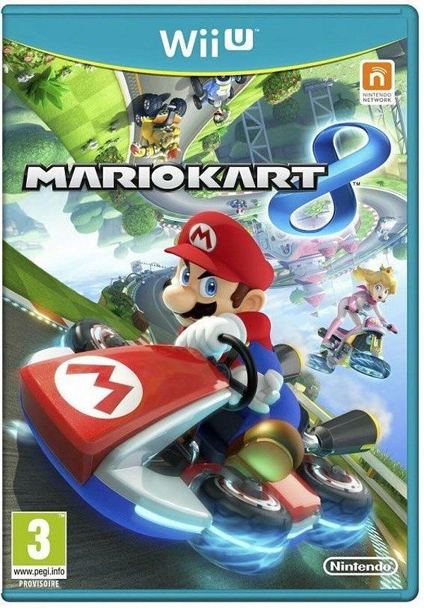 Mario Kart 8 - Wii U - Nerd e Geek - Presentes Criativos
