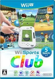 Wii Sports Club - Wii U - Nerd e Geek - Presentes Criativos
