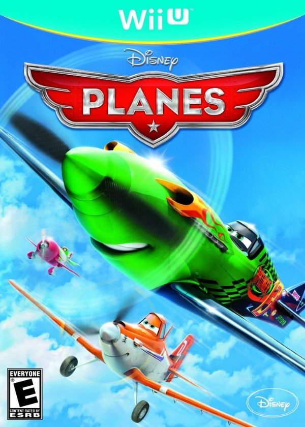 Planes - Wii U - Nerd e Geek - Presentes Criativos