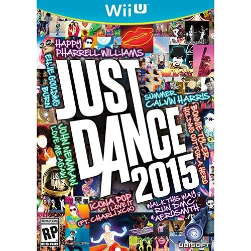 Just Dance 2015 - Wii U - Nerd e Geek - Presentes Criativos