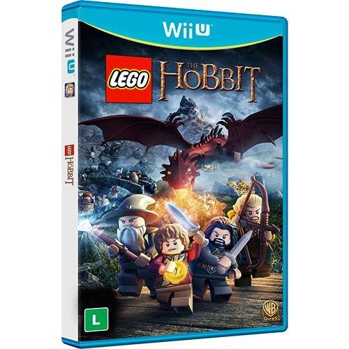 Lego O Hobbit Br - Wiiu - Nerd e Geek - Presentes Criativos