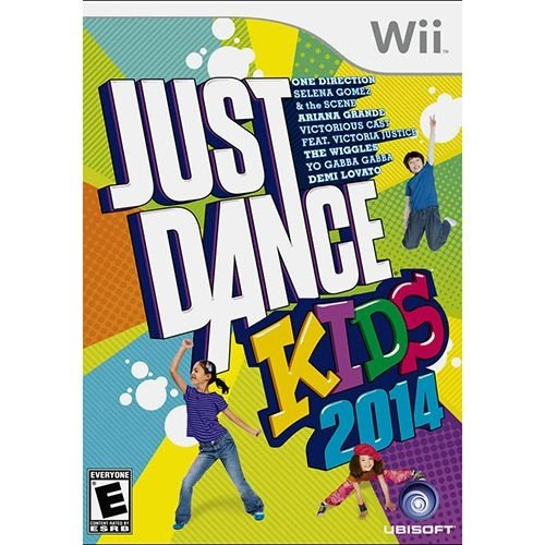 Just Dance - Kids 2014 - Wii