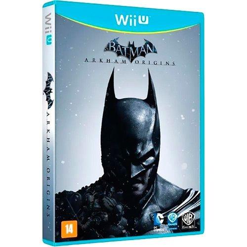 Batman Arkham Oigins - Wii U