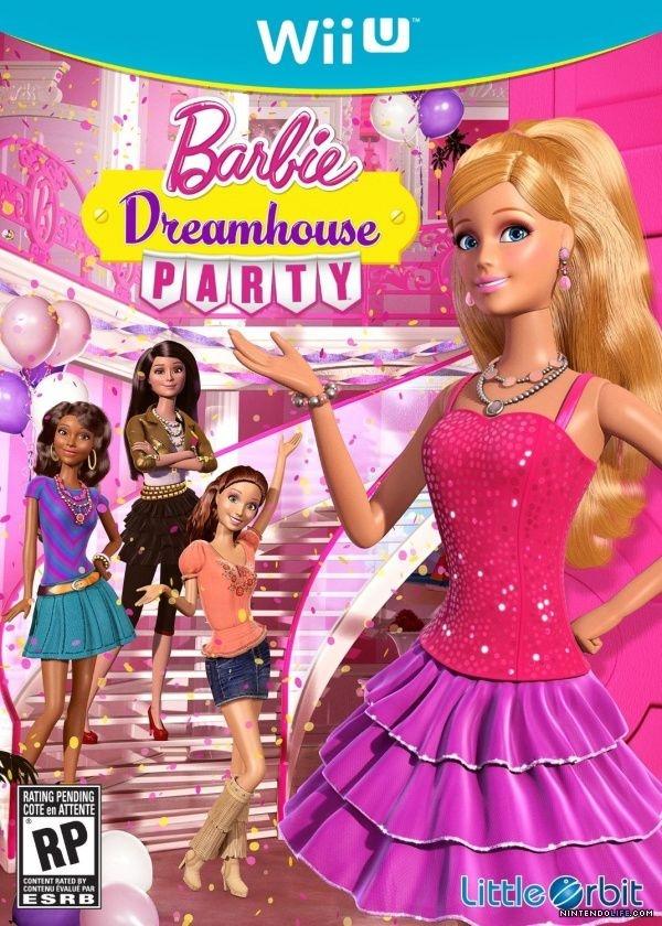 Barbie Dreamhouse - Party - Wii U - Nerd e Geek - Presentes Criativos