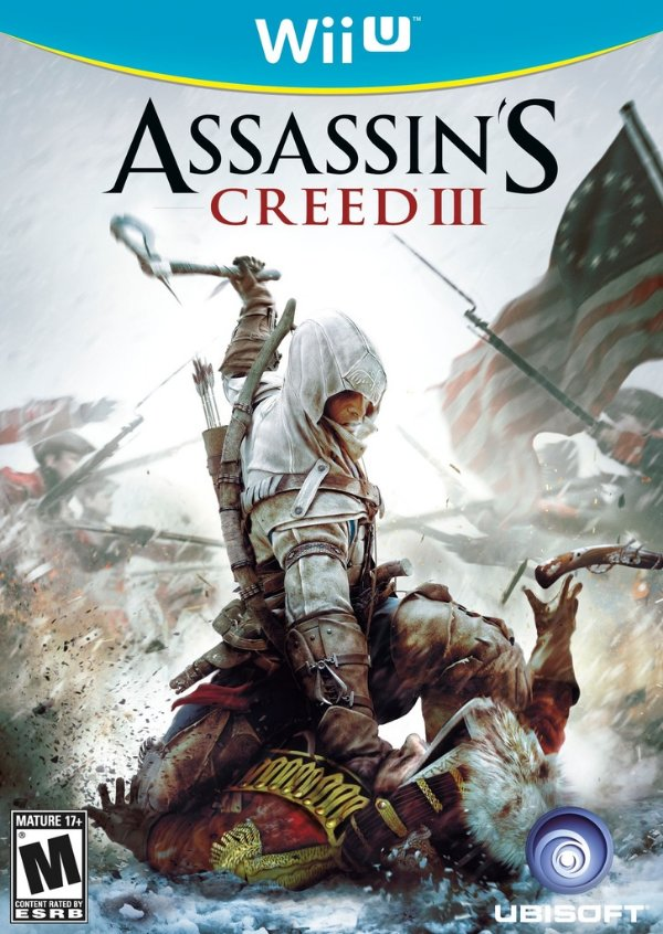 Assassin'S Creed 3 - Wiiu - Nerd e Geek - Presentes Criativos