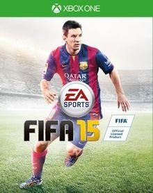 Fifa 15 - Xbox One - Nerd e Geek - Presentes Criativos