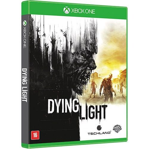 Dying Light - Xbox One - Nerd e Geek - Presentes Criativos