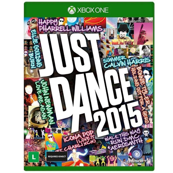 Just Dance 2015 - Xbox One - Nerd e Geek - Presentes Criativos