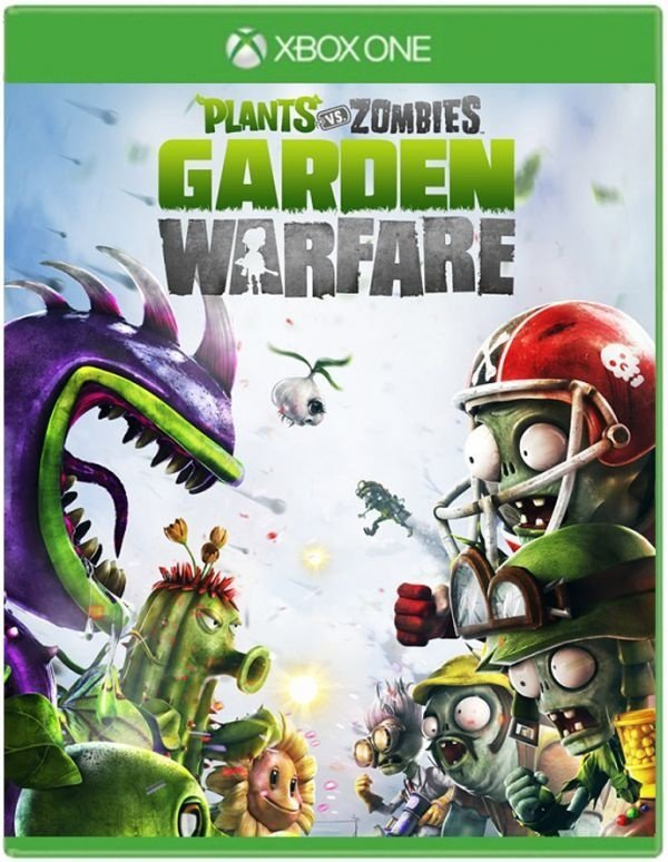 Plants Vs Zombies: Garden Warfare - Xbox One - Nerd e Geek - Presentes Criativos