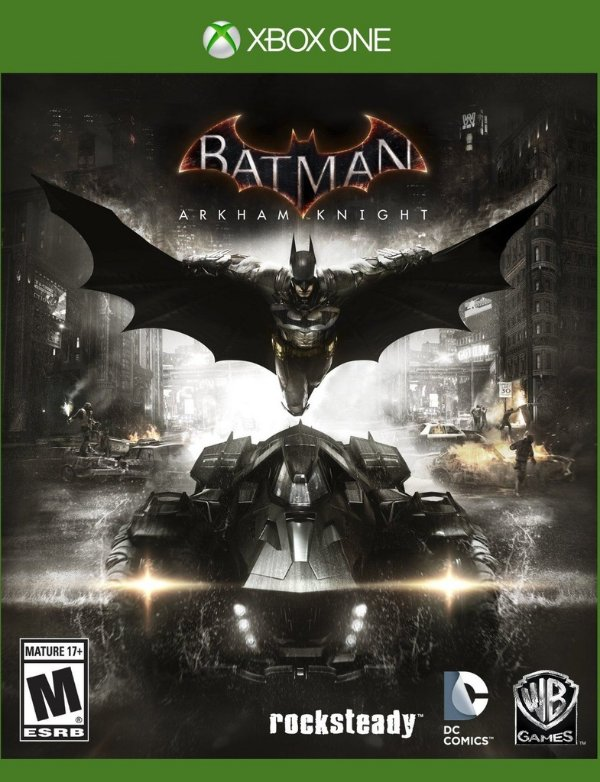 Batman: Arkham Knight - Xbox One - Nerd e Geek - Presentes Criativos