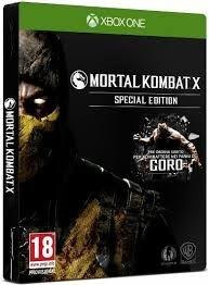 Mortal Kombat: Kollector'S Edition - Xbox One - Nerd e Geek - Presentes Criativos