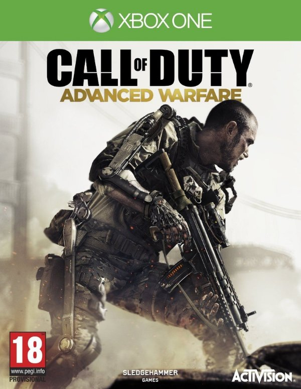 Call Of Duty: Advanced Warfare - Xbox One - Nerd e Geek - Presentes Criativos