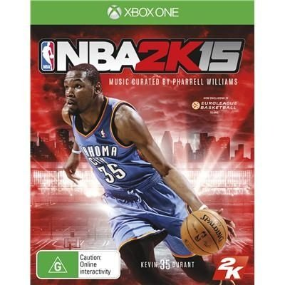 Nba 2K15 - Xbox One - Nerd e Geek - Presentes Criativos