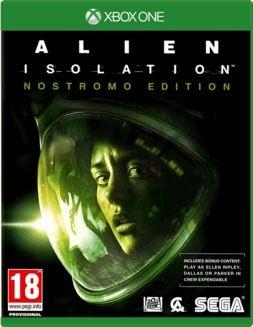Alien Isolation - Nostromo Edition - Xbox One - Nerd e Geek - Presentes Criativos