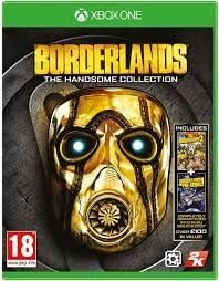 Bordelands: The Handsome Collection - Xbox One - Nerd e Geek - Presentes Criativos
