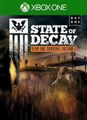 State Of Decay: Year One Survival - Day One Edition - Xbox One - Nerd e Geek - Presentes Criativos