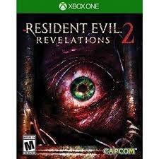 Resident Evil Revelations 2 - Xbox One - Nerd e Geek - Presentes Criativos