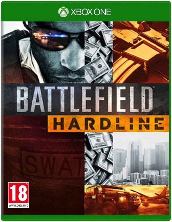 Battlefield Hardline Br - Xbox One - Nerd e Geek - Presentes Criativos