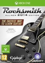 Rocksmith 2014 - Xbox One - Nerd e Geek - Presentes Criativos