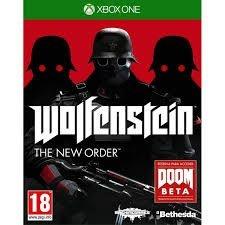 Wolfenstein: The New Order Bet - Xbox One - Nerd e Geek - Presentes Criativos