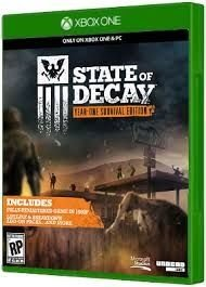 State Of Decay: Year One Survival - Xbox One - Nerd e Geek - Presentes Criativos