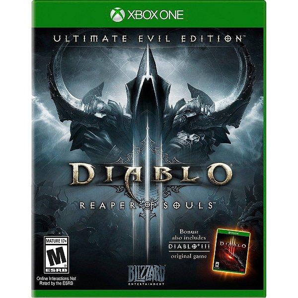Diablo Iii Ultimate Evil Edition - Xbox One - Nerd e Geek - Presentes Criativos
