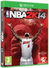 Nba 2K14 - Xbox One - Nerd e Geek - Presentes Criativos