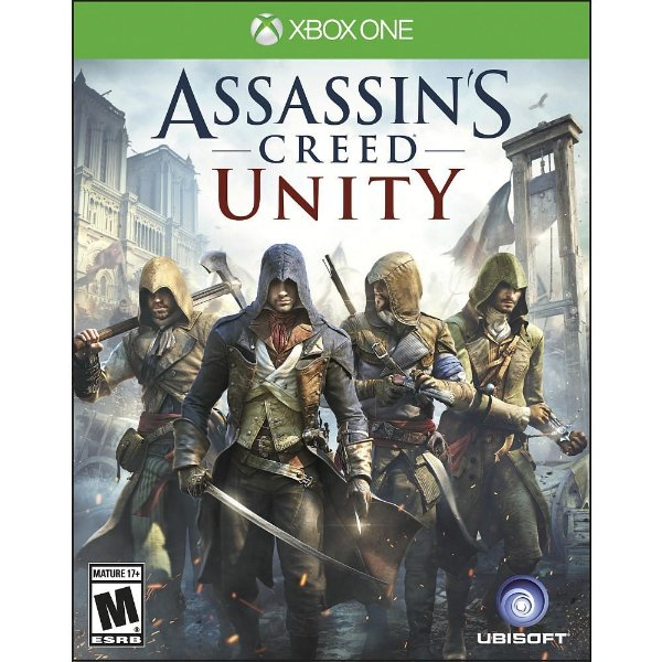 Assassin'S Creed: Unity - Xbox One - Nerd e Geek - Presentes Criativos