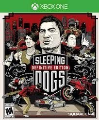 Sleeping Dogs: Definitive Edition - Xbox One - Nerd e Geek - Presentes Criativos
