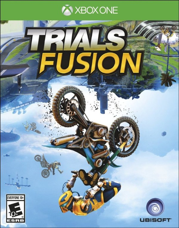 Trials Fusion - Xbox One - Nerd e Geek - Presentes Criativos