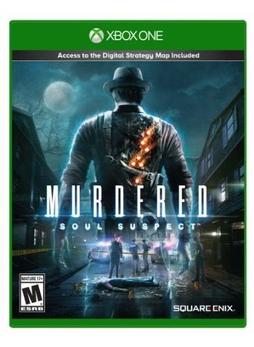 Murdered: Soul Suspect - Xbox One - Nerd e Geek - Presentes Criativos