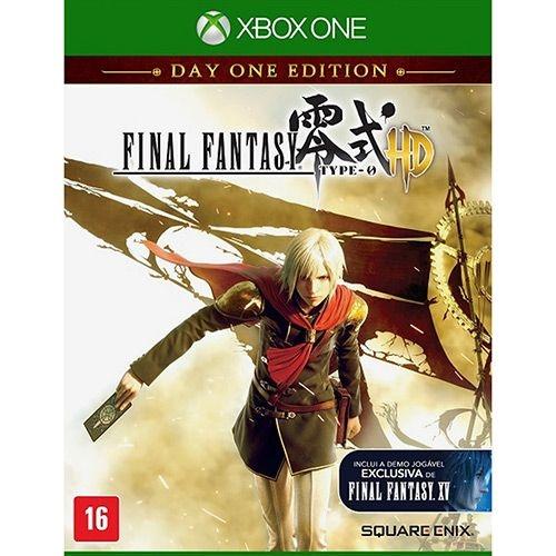 Final Fantasy Type-0 Hd: Edição Day One - Xbox One - Nerd e Geek - Presentes Criativos