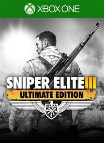 Sniper Elite 3 - Xbox One - Nerd e Geek - Presentes Criativos