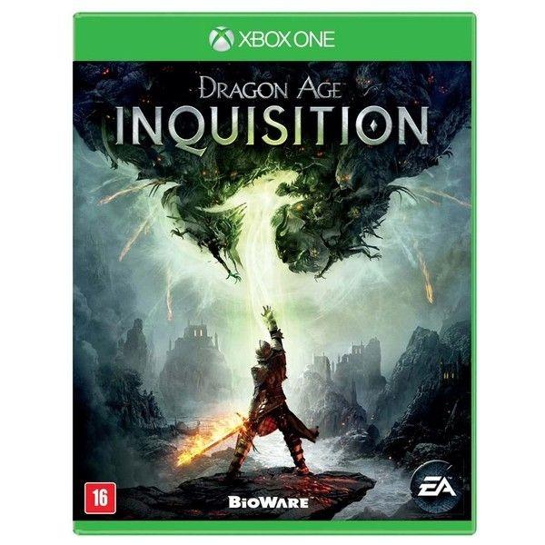 Dragon Age: Inquisition (Versão Em Português) - Xbox One - Nerd e Geek - Presentes Criativos