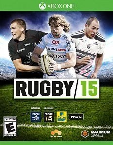Rugby 15 - Xbox One - Nerd e Geek - Presentes Criativos