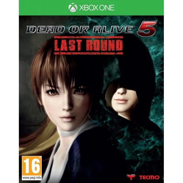 Dead Or Alive 5: Last Round - Xbox One - Nerd e Geek - Presentes Criativos