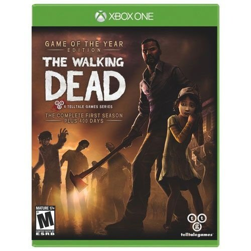 The Walking Dead - Game Of The Year Edition - Xbox One - Nerd e Geek - Presentes Criativos