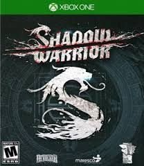 Shadow Warrior - Xbox One - Nerd e Geek - Presentes Criativos