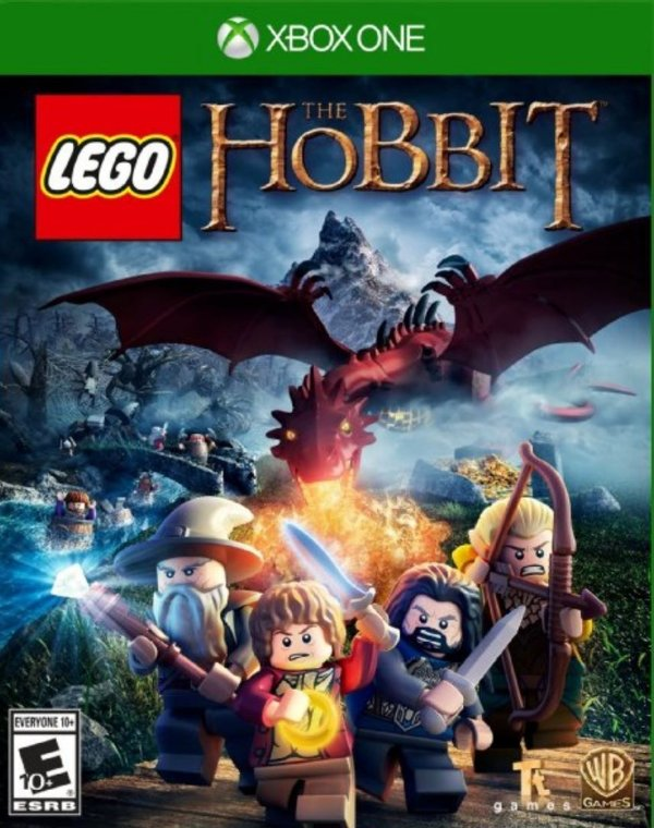 Lego O Hobbit Br - Xbox One - Nerd e Geek - Presentes Criativos