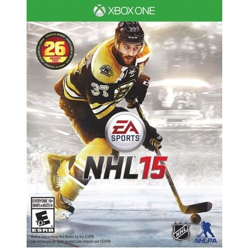 Nhl 15 - Xbox One - Nerd e Geek - Presentes Criativos