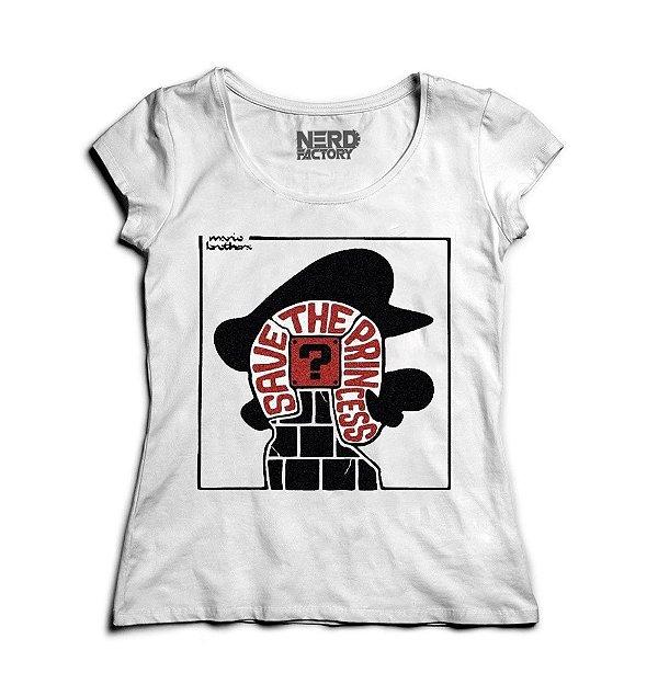 Camiseta Save The Princess