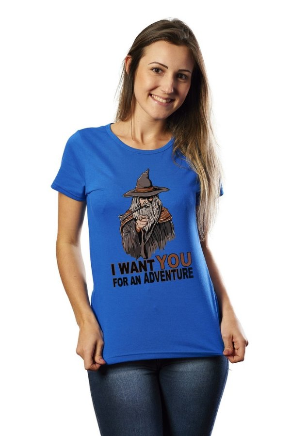 Camiseta The Lord Of Rings - Nerd e Geek - Presentes Criativos