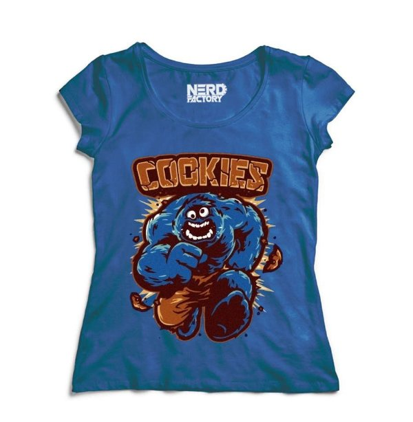 Camiseta Cokkies - Nerd e Geek - Presentes Criativos