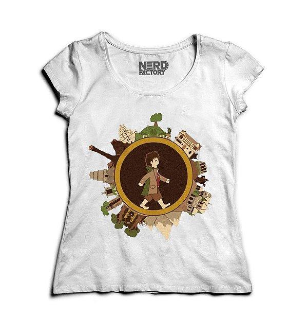 Camiseta A Long journey - Nerd e Geek - Presentes Criativos