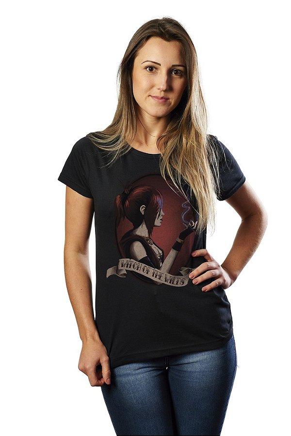 Camiseta Dragon Age Witch Of The Winds - Nerd e Geek - Presentes Criativos