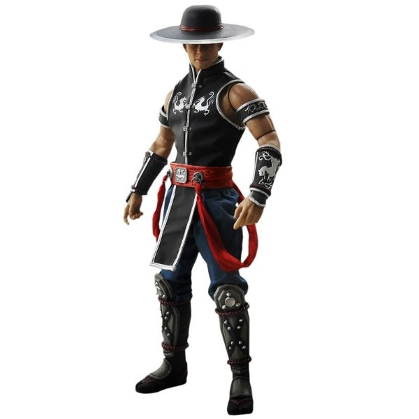 Kung Lao - Mortal Kombat - World Box - Nerd e Geek - Presentes Criativos
